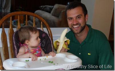 DOLE banana party- david and h