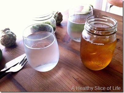 WIAW- Fern Charlotte NC cucumber water
