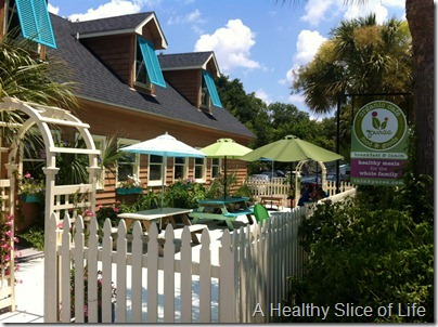 charleston- Puree Organic Cafe