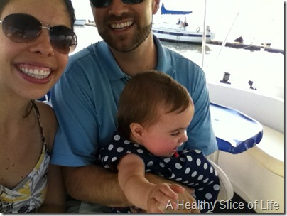 charleston- family on boat
