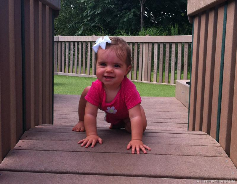 Hailey at 11 Months Old