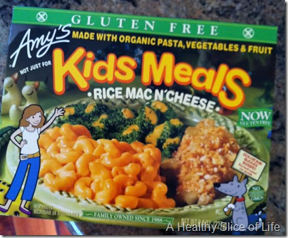 New Products- Amy's Kids Meals