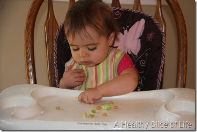 Summer Munchkin Meals- Hailey eats