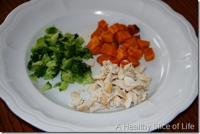 Summer Munchkin Meals- dinner simplicitity