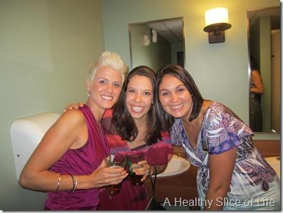 Sweetwater Brewery high school reunion- friends