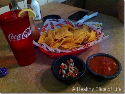 WIAW- chips n salsa