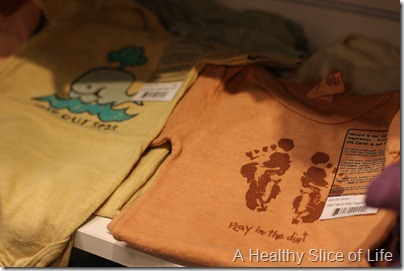 Whole Foods Grand Opening Charlotte NC- baby clothes