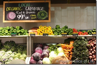 Whole Foods Grand Opening Charlotte NC- focus on local