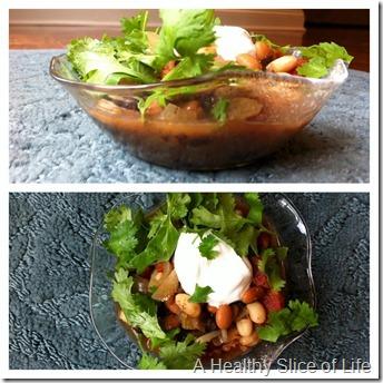 wiaw- 3 bean chili