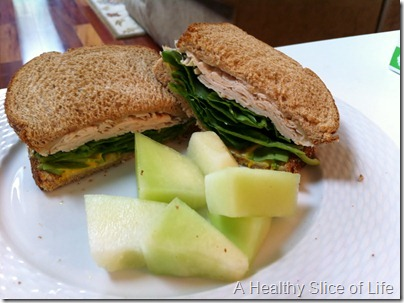 wiaw- turkey sandwich