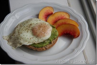 WIAW- breakfast