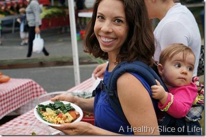 Weekend- Davidson Farmers Market- Taste the Market- Chef Rosen