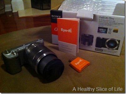 my 29th birthday- sony nex-5n camera