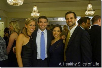 Kristin's Wedding Weekend- the cheeks