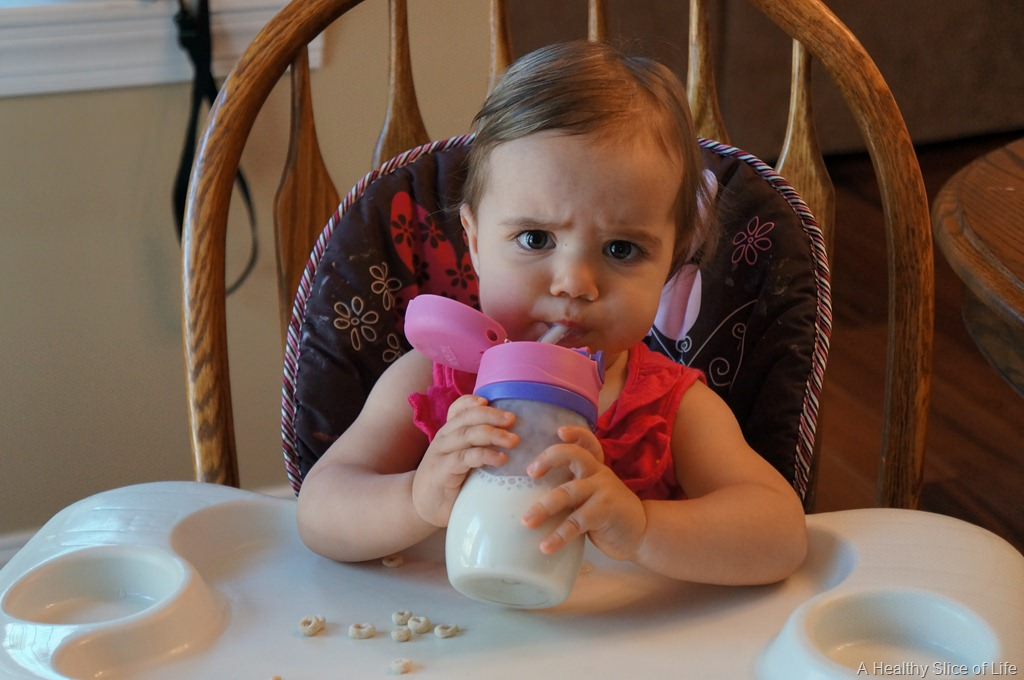 breast milk for toddlers