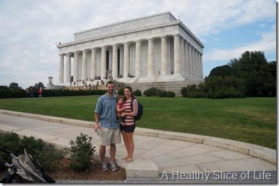 Washington DC- Lincoln Memorial