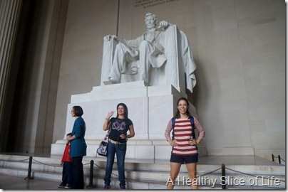 Washington DC- Lincoln