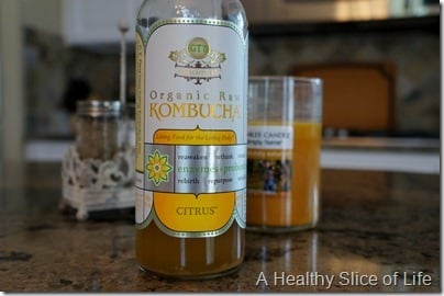 how to cure a sore throat NATURALLY in one day- kombucha