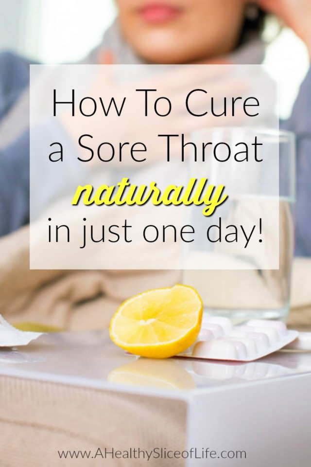 How To Naturally Cure Strep