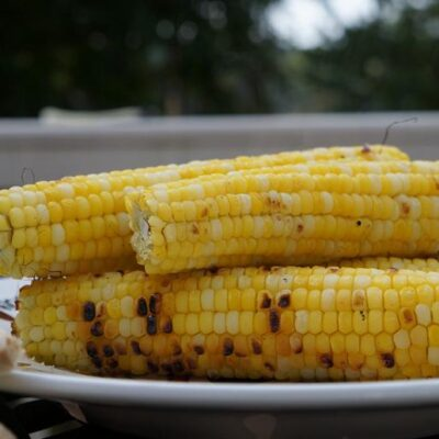 Grilled Summer Corn Salad