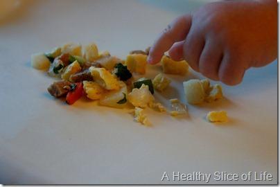 Munchkin Meals- challenges- breakfast