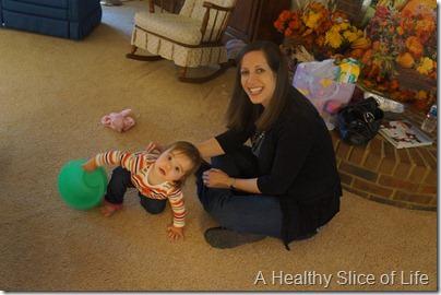 Thanksgiving-aunt cara