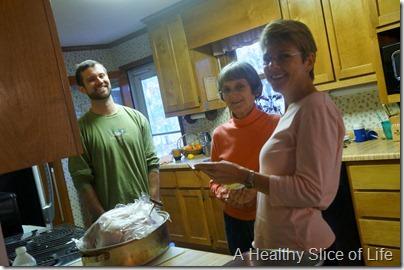 Thanksgiving-kitchen