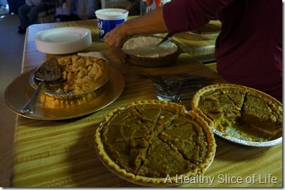 Thanksgiving- pie