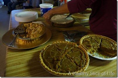 Thanksgiving- pie