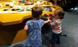 5 Places to take Your Toddler–for FREE