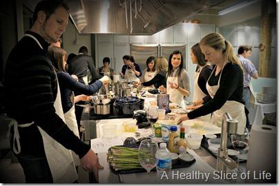Chobani Charlotte- office kitchen shot