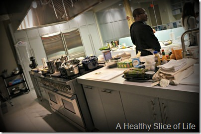 Chobani Charlotte- office kitchen