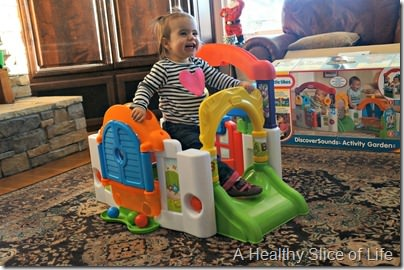 Christmas- Little Tikes Discover Sounds Activity Garden