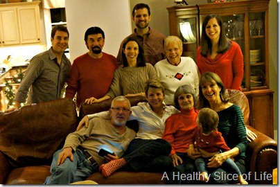 Christmas- family picture