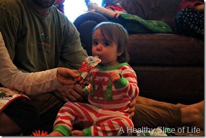 Christmas- plum organic stocking stuffer