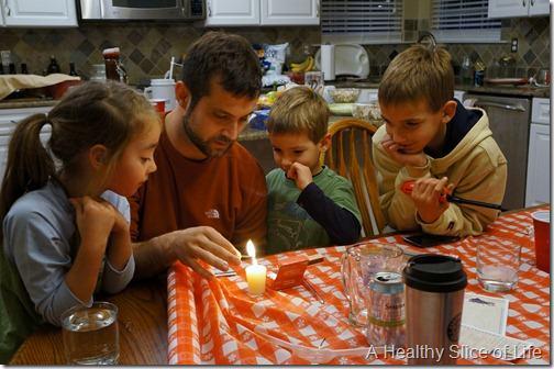 Christmas- science magic tricks