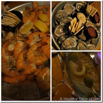 Christmas- seafood