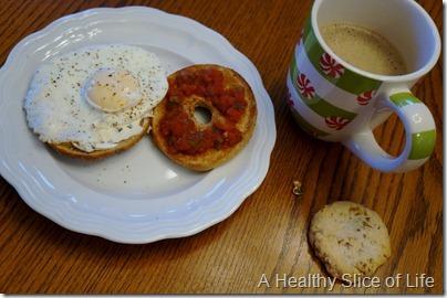 WIAW- balanced breakfast
