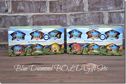 holiday giveaway- Blue Diamond Almonds