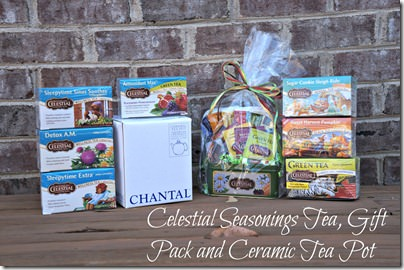 holiday giveaway- Celestial Seasonings