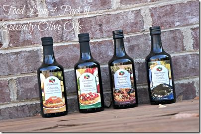 holiday giveaway- Food Lion Specialty Olive Oils