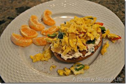 munchkin meals- breakfast