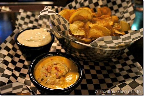 Bad Daddy's Burger Bar- house chips