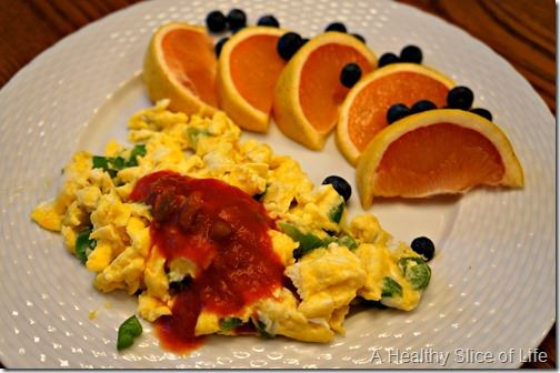 factors to eat in month- fancy breakfast