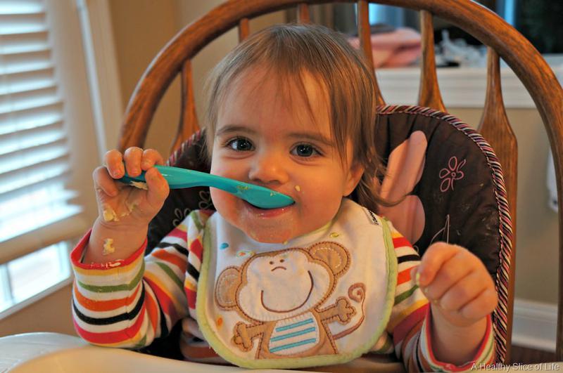 munchkin meals- 15 months- spoon