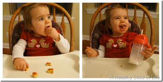 toddler approved cauliflower pizza crust- approved