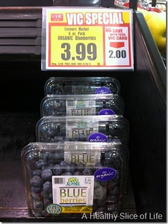 what I learned- blueberries