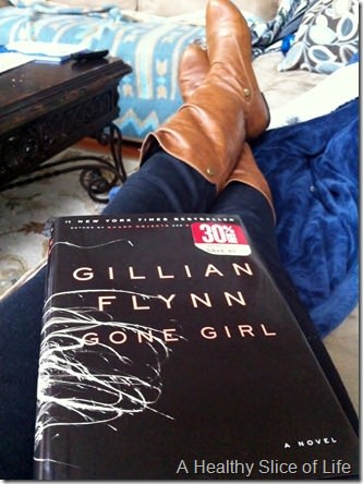 what I learned- gone girl