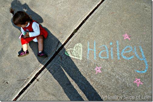 17 months- hailey