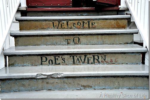 Charleston-Sullivan's Island- Poe's Tavern